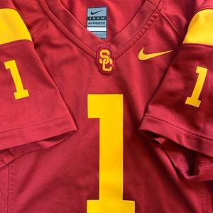 NIKE Authentic Womens USC Jersey